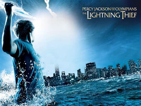 percy jackson lighting thief percy jackson the olympians the lightning thief 2010
