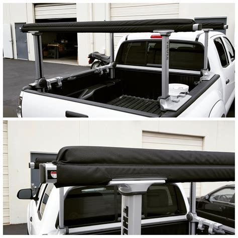 Thule Truck Rack by Thule Xsporter Truck Rack Pads Vitamin Blue