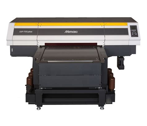 Printer Uv Mimaki mimaki ujf 7151 plus uv led printer itnh