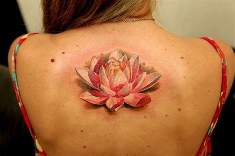 tattoo lotus flower back 43 attractive lotus flower tattoo designs
