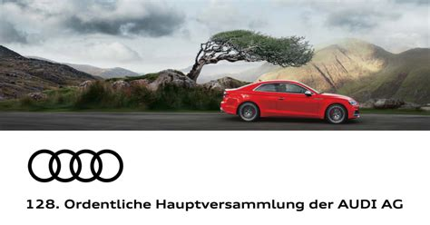 Audi Hauptversammlung by Audi Mediatv Videos Live Und On Demand Audi Mediacenter