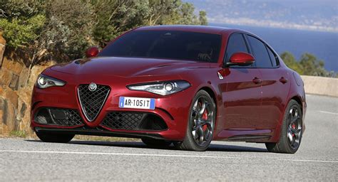 alfa romeo giulia lease edmunds alfa romeo giulia quadrifoglio costs a 1 5k a month to lease