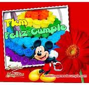 Imagenes De Cumplea&241os Con Mickey Archives  Im&225genes