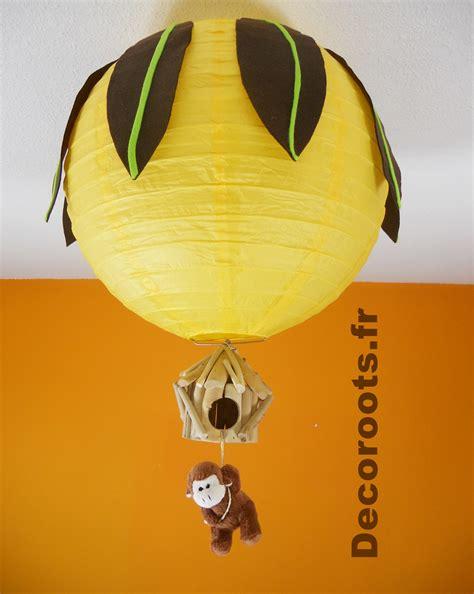 lustre chocolat lustre didou le singe th 232 me jungle jaune vert anis et
