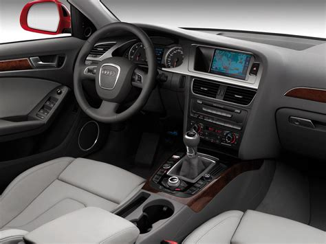 A4 Interior by 2011 Audi A4 Price Photos Reviews Features