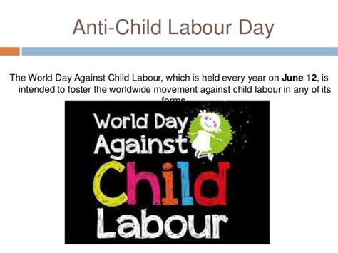 Essay On Child Labour Should Be Banned by Child Labour Essay