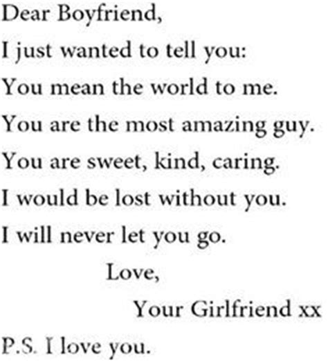 Quotes To Send To Your Boyfriend