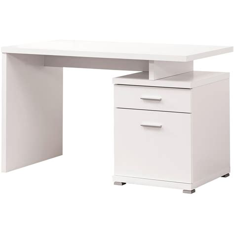 white finish desk kmart