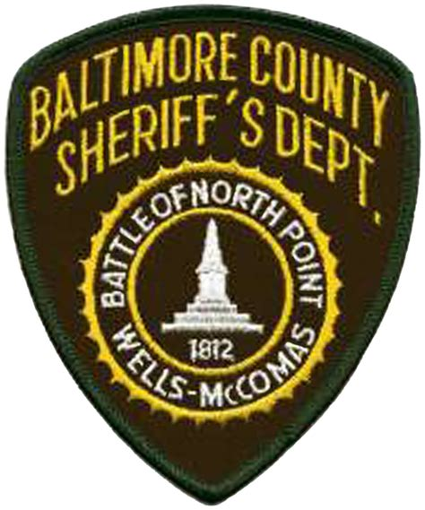 Baltimore County Sheriff S Office mcac partners
