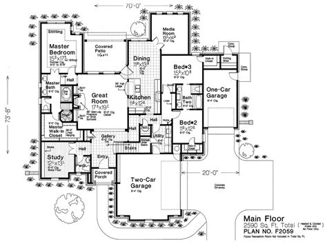 fillmore design floor plans f2059 fillmore chambers design group