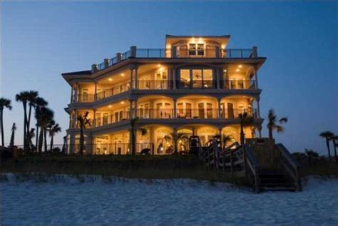 destin florida beach houses destin beach house four stories of gulf coast luxury realtor com 174