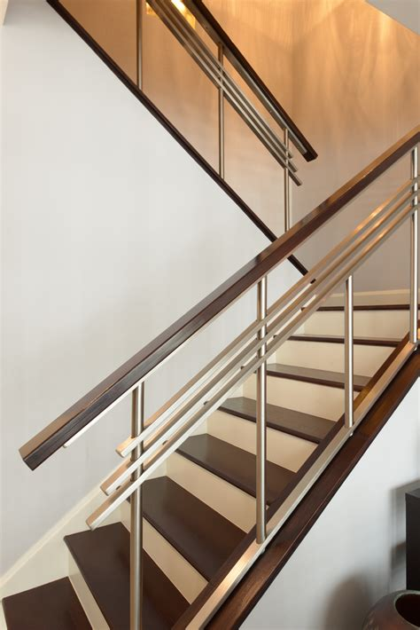 Contemporary Railings Contemporary Railings Stainless Steel Cable Railings