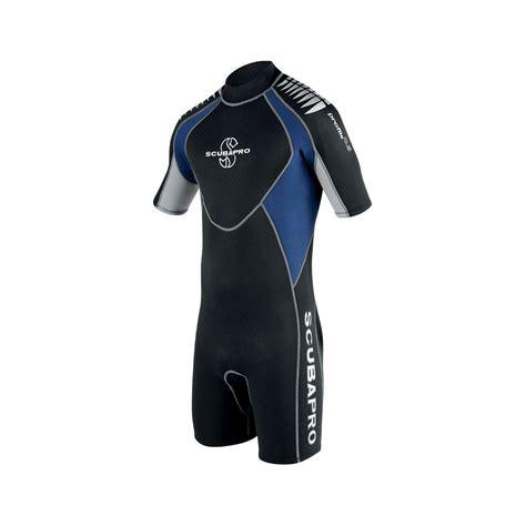 Scubapro Wetsuit Oneflex Shorty 25mm scubapro profile shorty 2 5mm wetsuit for gill divers store