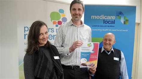 couch manager health partnership forged bendigo advertiser