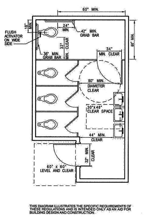 disabled toilet layout nsw toilet stall dimensions best 26995 architecture human
