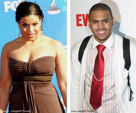 Jordin Sparks And Chris Brown On The Set Of No Air by Leak Jordin Sparks No Air Feat Chris Brown
