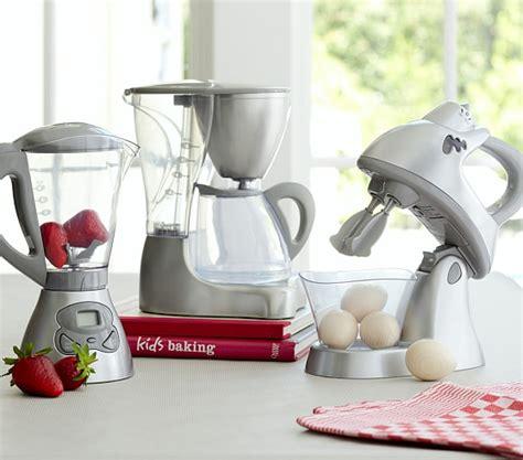 kids kitchen appliances toy kitchen appliances pottery barn kids