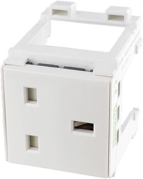 modlink msvd cabinet power outlets at murrelektronik