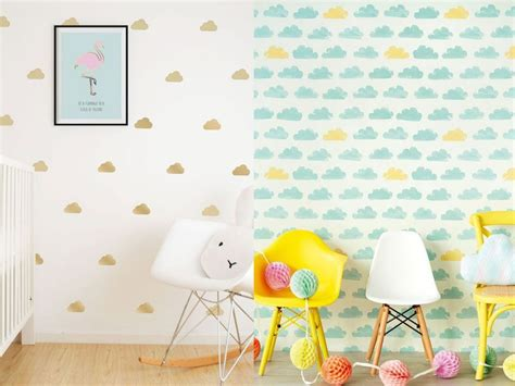 decorar habitacion bebe con nubes 9 ideas de decoraci 243 n con nubes para tu hogar bebe