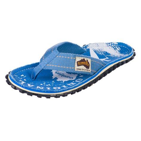 palm sandals for gumbies mens islander flip flop s light blue palm