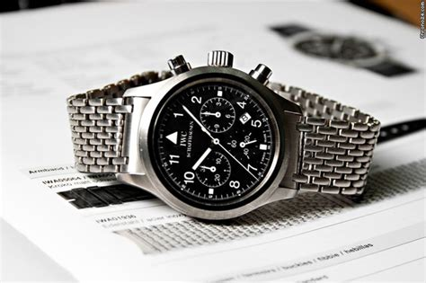 Considering IWC Pilot Mark or Chrono (probably 2nd hand)