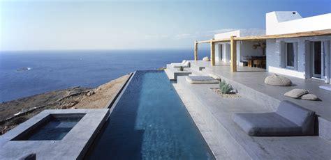 infinita privati piscinas infinitas para fundirse con el horizonte ideas
