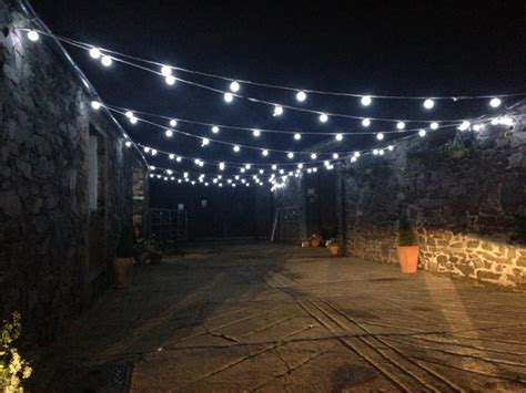 Festoon Outdoor Lights Festoon Lighting Bradgate Event Furniture Hire