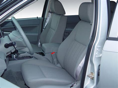 2005 jeep grand front seats interior photo