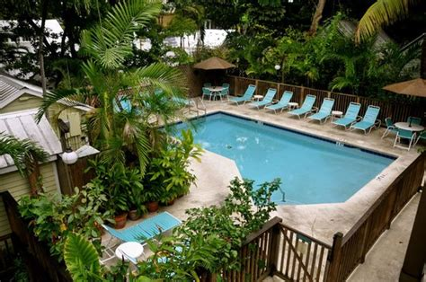 island city house pool view from our apartment picture of island city house hotel key west tripadvisor
