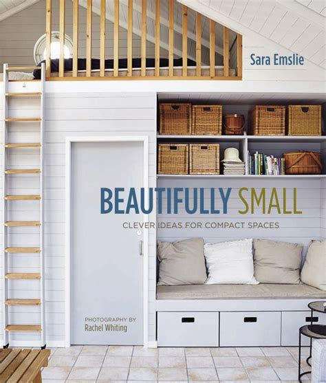 Whiting Garage Ta beautifully small clever ideas for compact spaces