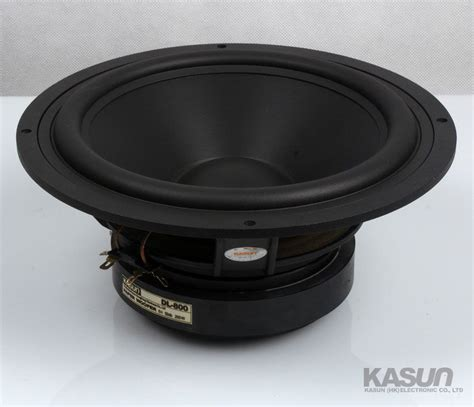 Speaker Venom 6inch 1pcs speaker dl 800 8 inch bass speaker 200w 6 ohm woofer speaker for lifier power in