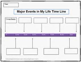 autobiography timeline template my time line template k 5 computer lab technology
