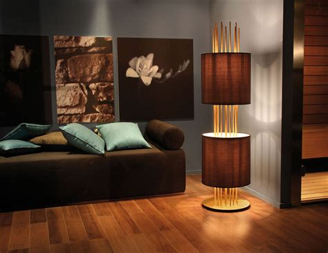 modern bronze floor l soho oring l modern italian designer floor l in bronze
