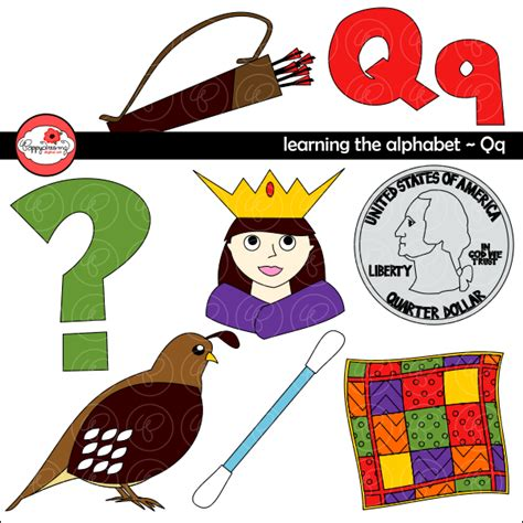 Things With Letter Q