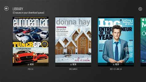 zinio for android new magazines zinio funkyget