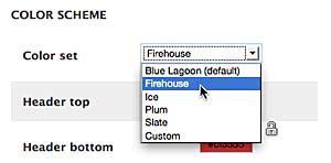 drupal themes explained theme settings drupal themes explained informit