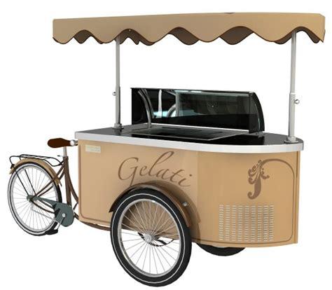 procopio carrettini gelato tekne italia carrettini - Tekne Italia