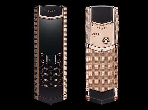 Vertu Phone by Vertu The Company That Made 163 11 000