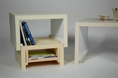 creative furniture ideas creative idea stacking nesting furniture by florian