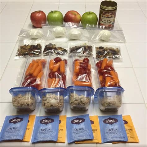 Detox Snack Ideas For School by Gsc Snack Prep Delicious Detox Your