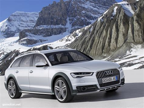 Audi A5 Facelift 2015 by Facelift 2015 Audi A6 Allroad Quattro Illinois Liver