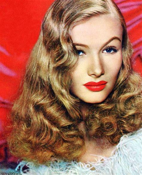 birthing hairstyles veronica lake veronica lake pinterest 1940s vackra