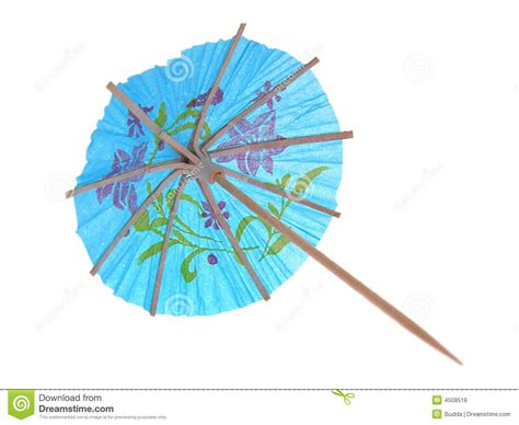 cocktail umbrella cocktail umbrella royalty free stock photos image 4508518