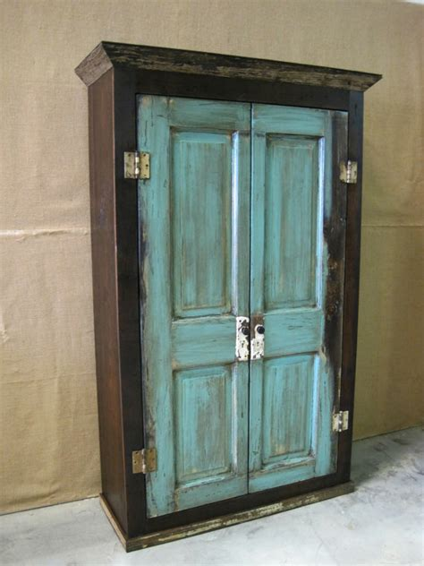 Oversized Armoire by Oversized Reclaimed Wood Storage Armoire By Zacocreations