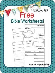 free bible printables free bible study worksheets and printables