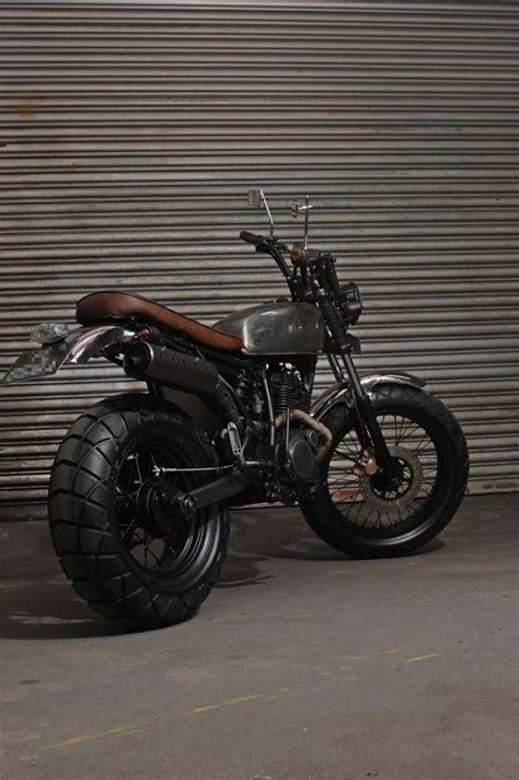 Motorrad Yamaha Tw200 by Yamaha Tw200 Cafe Racer Kit Adsleaf