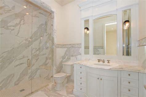 calacatta marble bathroom calacatta marble bathroom design decoration