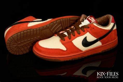 Nike Sb Sweet nike dunk sb low premium quickstrike orange hemp