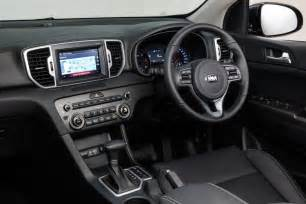 Interior Of Kia Sportage Kia Sportage 2016 Interior Photos