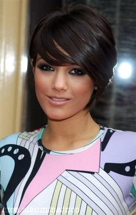 Frankie Sandford Hairstyle by 15 Ideas Of Frankie Sandford Feather Pixie Bob Hairstyles